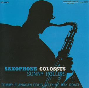 Sonny Rollins - Saxophone Colossus (1956) {Prestige Japan, VDJ-1501, Early Press}