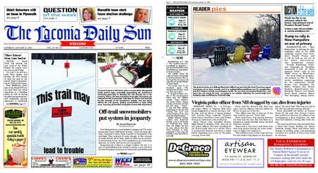 The Laconia Daily Sun – January 25, 2020