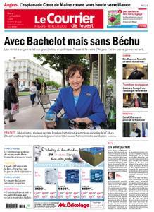 Le Courrier de l'Ouest Angers – 07 juillet 2020