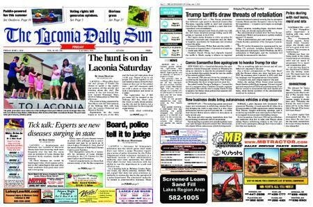 The Laconia Daily Sun – June 01, 2018
