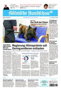 Kölnische Rundschau Wipperfürth/Lindlar – 16. Oktober 2019