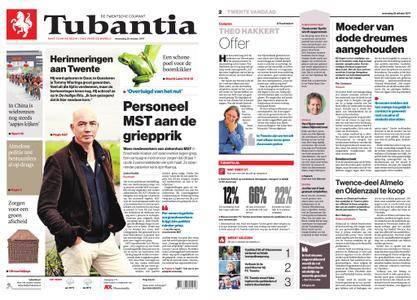 Tubantia - Enschede – 25 oktober 2017