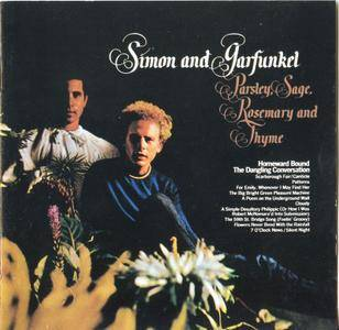 Simon & Garfunkel - Parsley, Sage, Rosemary and Thyme (1966) [CBS-Sony 32DP 283, Japan]