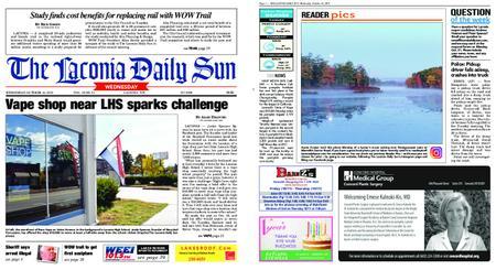 The Laconia Daily Sun – October 16, 2019