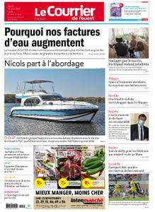 Le Courrier de l'Ouest Cholet – 15 avril 2021