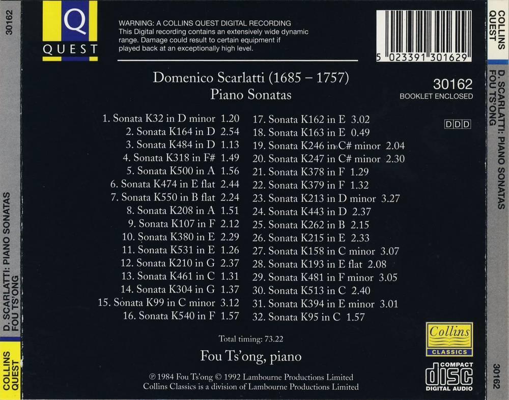 1992 Piano Sonatas