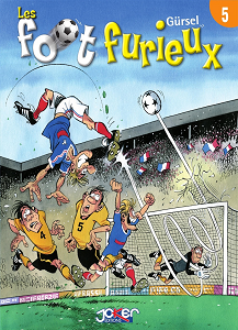 Les Foot Furieux - Tome 5