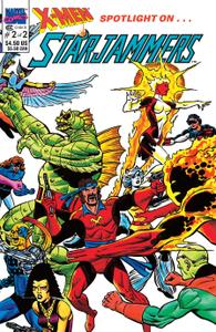X Men Spotlight On Starjammers, 1989 11 00 02 digital Glorith HD