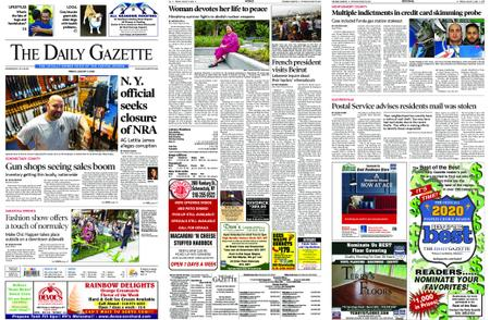 The Daily Gazette – August 07, 2020
