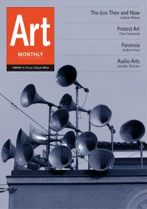 Art Monthly - February 2007   No 303