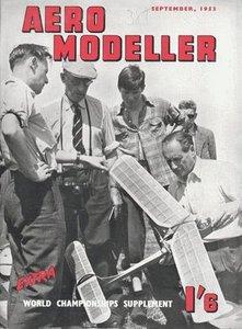 Aeromodeller Vol.19 No.9 (September 1953)