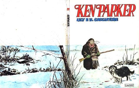 Ken Parker - Volume 25 - Lily E Il Cacciatore