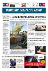 Corriere dell'Alto Adige – 16 novembre 2018