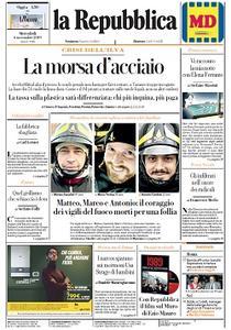 la Repubblica - 6 Novembre 2019