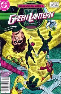 Green Lantern v2 221