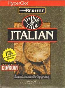 Think and Talk Italian (7 CDs + PDF Booklet)