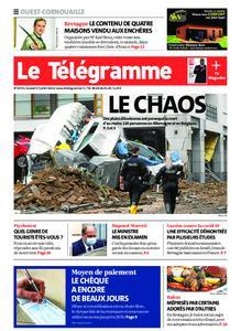 Le Télégramme Ouest Cornouaille – 17 juillet 2021