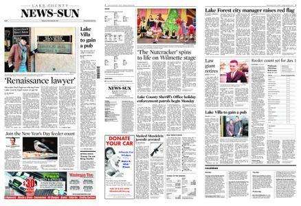 Lake County News-Sun – December 18, 2017