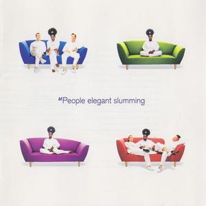 M People - Elegant Slumming (1993) {RCA/BMG Victor Japan}