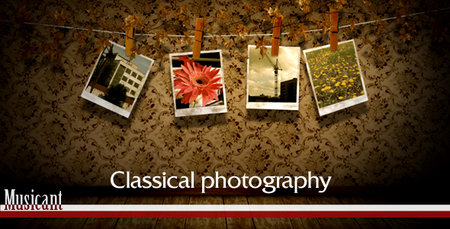 After Effects Project - Classical Photography - Videohive (Repost)