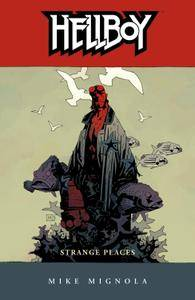 Hellboy v06 Strange Places TPB