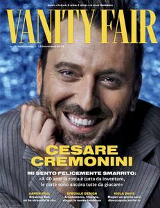 Vanity Fair Italia – 13 novembre 2019