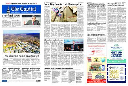 The Capital – February 19, 2020