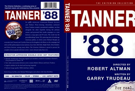 Tanner '88 (1988) [The Criterion Collection #258] [ReUp]