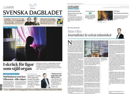 Svenska Dagbladet – 19 april 2019