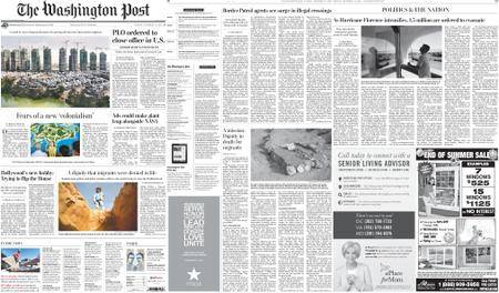 The Washington Post – September 11, 2018