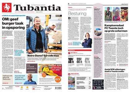 Tubantia - Enschede – 19 april 2019