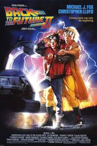 Back to the Future Part II (1989) [4K, Ultra HD]