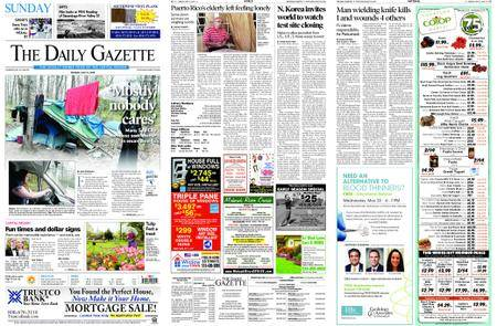 The Daily Gazette – May 13, 2018
