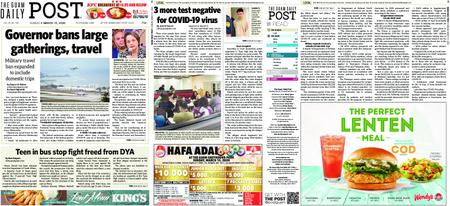The Guam Daily Post – March 15, 2020