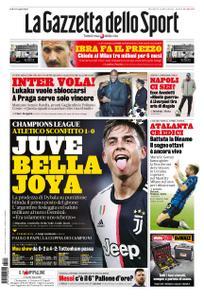 La Gazzetta dello Sport Sicilia – 27 novembre 2019