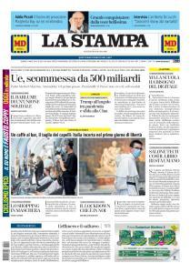 La Stampa Imperia e Sanremo - 19 Maggio 2020