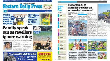 Eastern Daily Press – July 19, 2021