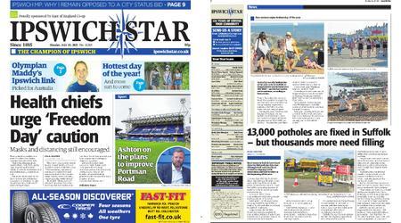 Ipswich Star – July 19, 2021