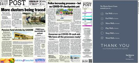 The Guam Daily Post – April 08, 2020