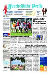 Oberhessische Presse Marburg/Ostkreis - 06. Oktober 2018