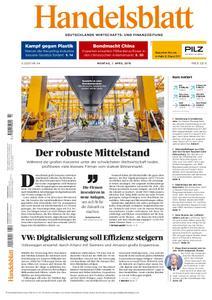 Handelsblatt - 01. April 2019