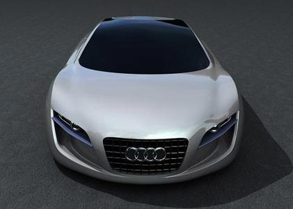 3d model Audi RSQ from 3d02.com 3DS Format