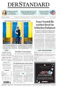 Der Standard - 1 April 2019