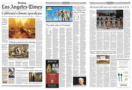 Los Angeles Times – September 13, 2020