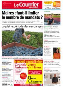 Le Courrier de l'Ouest Angers – 30 septembre 2019