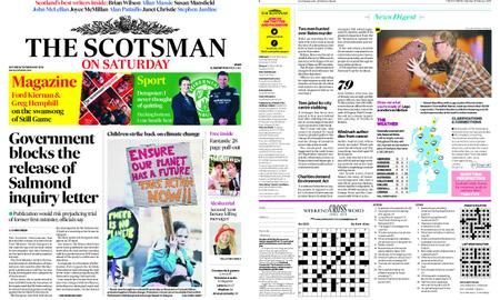 The Scotsman – February 16, 2019