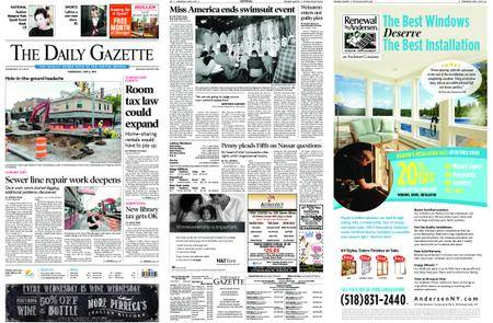 The Daily Gazette – June 06, 2018