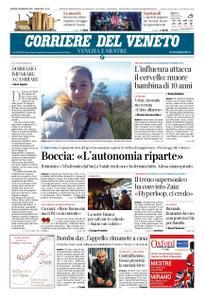 Corriere del Veneto Venezia e Mestre – 30 gennaio 2020