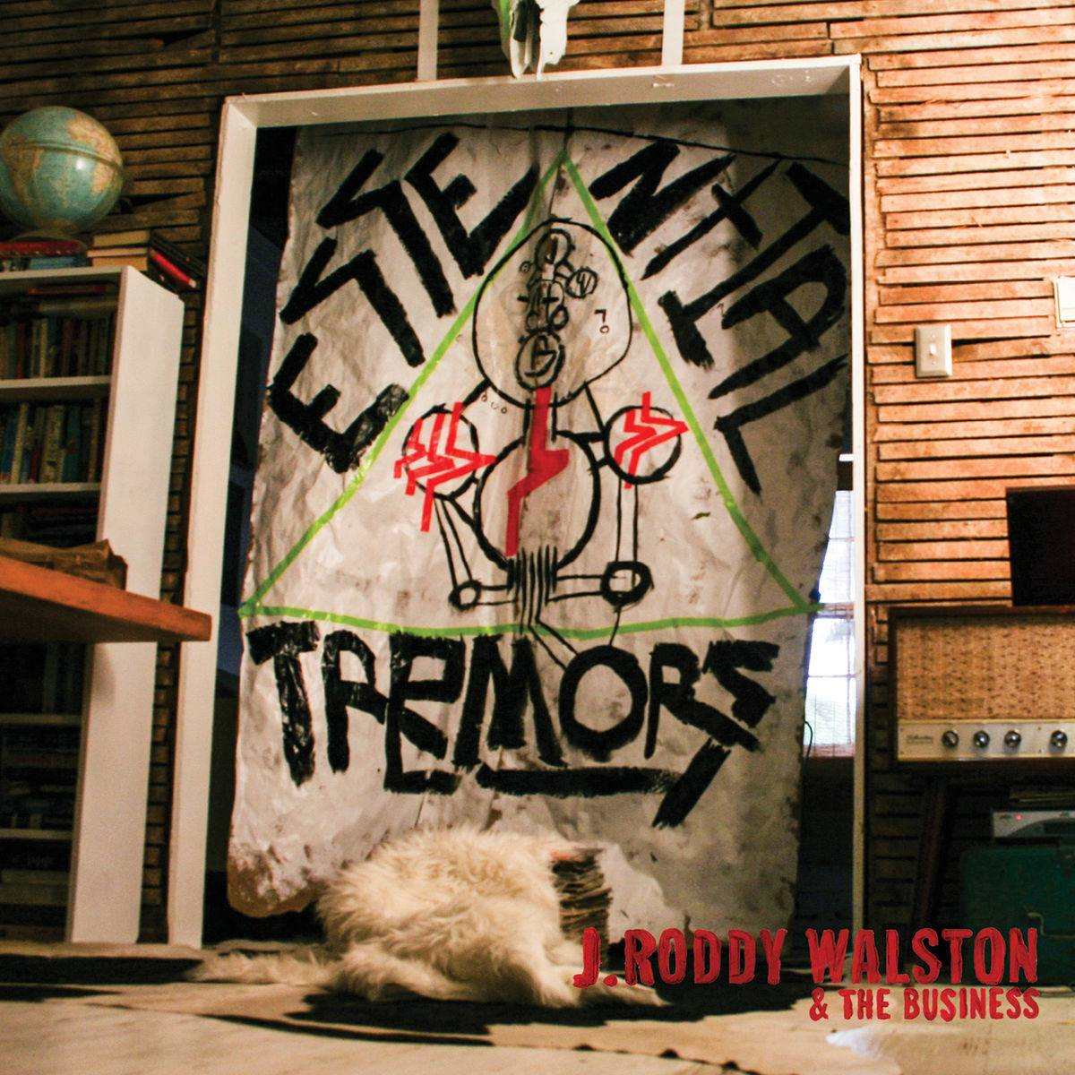 J. Roddy Walston & The Business - Essential Tremors (2014) [Official Digital Download]