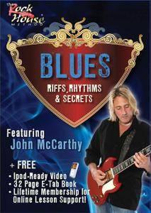 Blues Riffs, Rhythms And Secrets [repost]